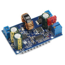 5A Auto Buck Boost Converter DC5~32V to 1.25~20V Step Up/Down Converter/Regulate Power Supply/LED Driver/DC Adapter