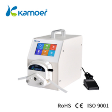 Kamoer peristaltic pump small bottle filling machine(China)