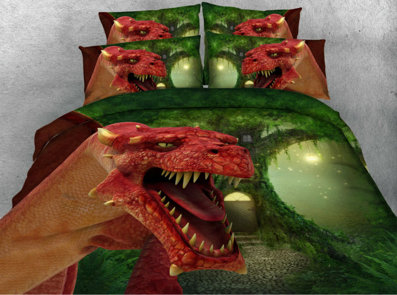 Popular Comforter Set DragonBuy Cheap Comforter Set Dragon Lots - Chinese dragon comforter set