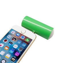 3.5mm Music Player Stereo Speaker For iPod iPhone6 Plus Note4 Cellphone(China)
