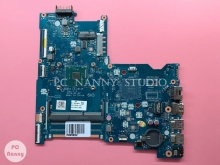for HP 15-AC 15-AC010NU MOTHERBOARD 815248-001 ABQ52 LA-C811P Intel  Celeron CPU N3050 Mainboard working