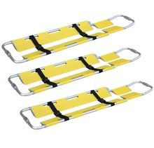 Rescue Shovel stretcher ambulance hospital first aid bed aluminium alloyM te