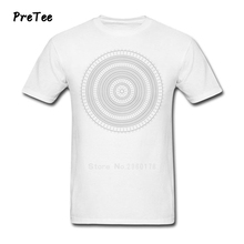 Man's T Shirt Pure Cotton Buddhism Short Sleeve Round Neck Tshirt Tee-shirt Buddha Guy 2017 Classic T-shirt For Man