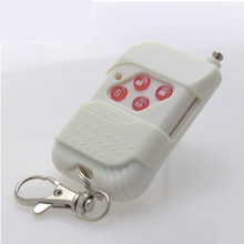 433mhz white color ABS durable  alarm panel wireless remote control for gsm host