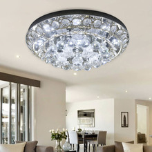 2017 New Products Led Crystal Ceiling Light 110v-220v Home Lighting Golden Round Ball Kids Ceiling Lamps Damaged Replacement