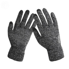 Driving Gloves Fashion Winter Men Women Screen Winter Warm Gloves Soft And Comfort Free Shipping(China)