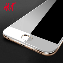 H&A Tempered Glass Film For Samsung Galaxy S7 A7 A5 A3 Touch Screen Protector Full Cover Protection For Samsung S7 Glass(China)