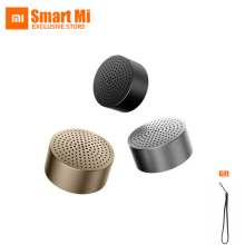 Original Round Xiaomi Speaker MI Bluetooth 4.0 Wireless Mini Portable Speaker Stereo Handsfree Music Square Box Mi Speaker