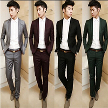 2017 new arrival terno masculino British style gentleman dress suits men latest coat pant designs, men blazer and suit pants