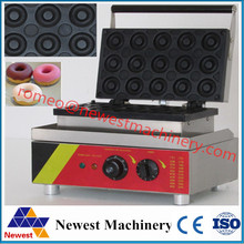 The hot sale homeuse donut making machine/commercial sweet donut molding machine / chinese automatic making machine(China)