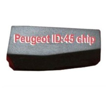 factory price !  10pcs/lot for Peugeot ID45 Chip auto transponder chip