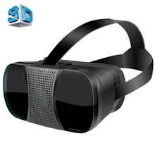 Universal Google Cardboard VR Virtual Reality 3D Glasses Game Movie 3D Glass For iPhone 7 Plus Android 4-6'' Smart Phone Cinema(China)