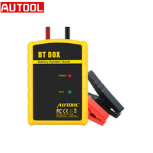 AUTOOL BT-BOX Automotive Battery Analyzer Support Android/ISO BT BOX Battery Tester