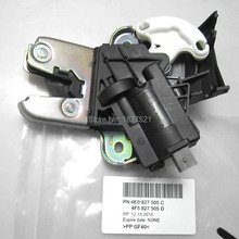 OEM Quality Rear Trunk Lid Lock Latch Case For VW Jetta MK5 MKV Passat B6 3C2 B7 CC A4 A5 A6 A8 RS4 RS5 RS6 OEM 4F5 827 505 D