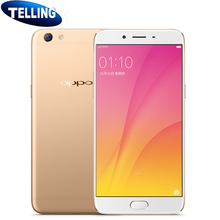 "6"" FHD Oppo R9S Plus Mobile Phone 4G LTE Android 6.0 Snapdragon MSM8976 Pro 6G+64G 16MP Fingerprint ID 4000mAh Flash Charge"