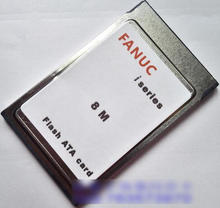 100% Tested OK Original FANUC OI series with 8MB ATA card 8M Industrial PC Cards PCMCIA Port