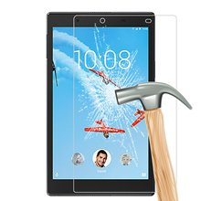 "Buy Tempered Glass Lenovo Tab 4 8 10 Plus Screen Protector Lenovo Tab 4 10 8 Plus 8"" inch 10.1"" Clear Tempered Glass Cover for $4.98 in AliExpress store"