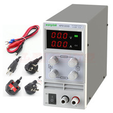 KPS1203D Adjustable High precision double LED display switch DC Power Supply protection function 120V3A 0.1V/0.01A(China)