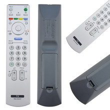 1pc High Quality Remote Control Silver Remote Controller For Sony TV RM-ED007 RM-GA008 RM-YD028 RMED007 RM-YD025 RM-ED005