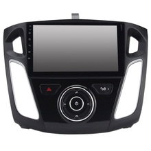 Quad Core 1024*600 Android 5.1 Car DVD GPS Navigation Player Car Stereo for FORD Focus 2012 Bluetooth Wifi/3G