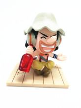 Beer Drinking NEW One Piece Figure Usopp(China)