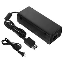 AC Adapter Power Supply Charger Charging Cable Cord for Microsoft Xbox X box 360 Xbox360 Slim US Plug