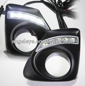 20011-2013 year Corolla LED DRL LED Fog Daytime Running Light V1<br><br>Aliexpress