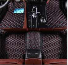 High quality! Custom special car floor mats for Land Rover Discovery Sport 5seats 2017-2014 non-slip rugs carpets,Free shipping
