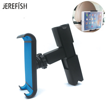 JEREFISH Car Back Seat Headrest Mount Holder For iPad 2 3/4 Air 5 Air 6 ipad mini 1/2/3 AIR Tablet Samsung Tablet PC Stands Car