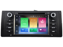 Android 6.0 CAR Audio DVD player FOR BMW E39/M5/X5/E53 gps Multimedia head device unit receiver BT WIFI(China)