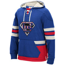New York Winter New Designs Giants Fans Superman S Logo Style Stitching Sweatshirt Can Custom Any Name/Number Hoodies Pullover(China)