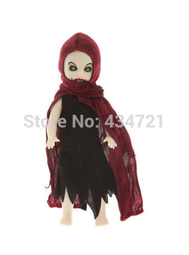 Hot Living Dead Dolls Scary Tales Vol. 4 Horror Evil Stepmother The Queen 26CM Action Figure Toys<br><br>Aliexpress