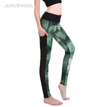 Buy Mesh Fitness Leggings Harajuku Legging Sexy Silm Legins Green Block Punk Rock Pants Elastic Hot Sale Sportswear Workout Leggings for $13.29 in AliExpress store