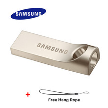SAMSUNG Pen Drive Usb 3.0 Usb Flash Drive 32gb Usb 128gb Metal Super Mini Pen Drive Tiny Pendrive 32GB 128GB U Disk Original(China)