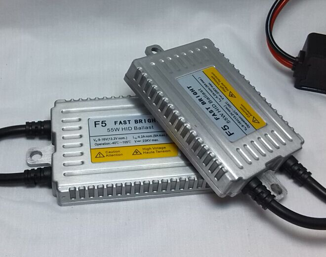 1pc YY 55W Fast bright F5 Digital Conversion Ballast h1 h3 h4 h7 h8 h9 h11 9004 9005 9006 881 hid ballast 12v 55w f5 digitizers<br><br>Aliexpress