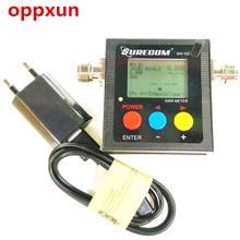 OPPXUN Radioddity Surecom SW-102 125-525Mhz Digital VHF/UHF Antenna Power SWR Meter
