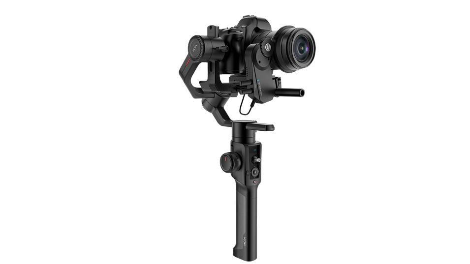 DIGITALFOTO Moza Air 2 Maxload 4.2KG DSLR Camera Stabilizer 3 Axis Handheld Gimbal for Canon Nikon PK DJI Ronin S Zhiyun Crane 2 24