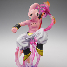 Dragon Ball Z Action Figure Majin Buu Figuarts ZERO PVC Figure Super Saiyan 3 Model Toy 16cm Anime Dragonball Z Toys Figuras DBZ