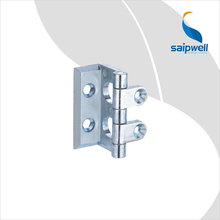 Good Qulaity Cabinet Hinge / Blue and White Finish Zinc Alloy Rotating hinge  (SP029)