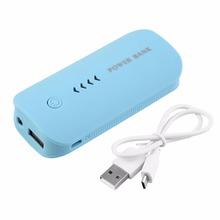 New 5600mAh Portable External Battery USB Charger Power Bank For Xiaomi Samsung Huawei iphone Mobile Phone