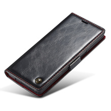 Buy Luxury PU Leather Case Sony Xperia XZ Case F8331 Luxury Leather Magnet Flip Wallet Cover Sony Xperia XZ Dual F8332 Cases for $7.96 in AliExpress store