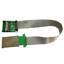 PCMCIA / PC Card CI card TV encryption extension protection card with 50cm cable(China)
