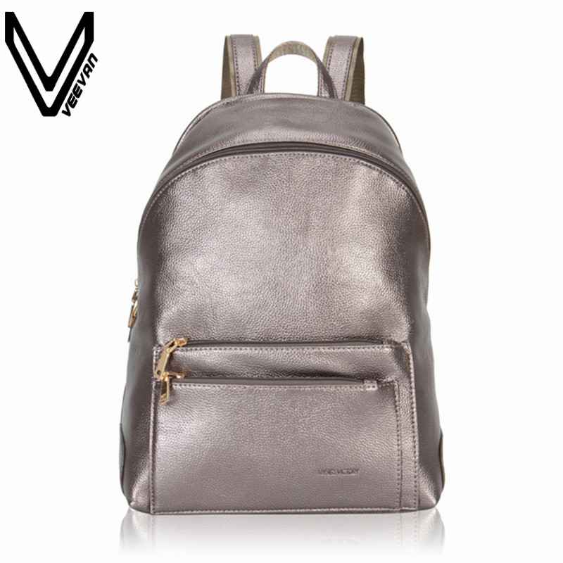 New Fashion Women Backpacks Black Leather Shoulder Bags for Girls Laptop School Backpacks Female Casual Travel Bags Preppy Style<br>