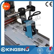 Automatic Care Label/Tape Cutter KS-C340 (220V) (Cold & Hot Knife) + Free shipping! by DHL(door to door service)(China)