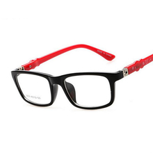 45-12-125 Optical Flexible Super Light Kids frames eyewear Optical glasses frame for kids Child eyeglass frames TR 8806(China)