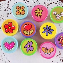 36PCS Self-ink Stamps Kids Party Favors Supplies for Birthday Christmas Gift Boy Girl Goody Bag Pinata Fillers Fun Stationery