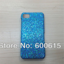 Luxury Glitter Bling Plastic Hard Case Cover For BlackBerry Z10 BB z10 Clearance Sale(China)