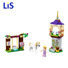Lis BELA 10564 145pcs Friends Rapunzel's Best Day Ever Building Blocks Classic For Girl Kids Model Toys Marvel Compatible Lepin