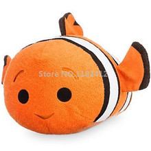 Tsum Tsum Finding Dory Nemo Fish Plush Pillow Medium 30cm 12'' Cute Cartoon Cushions Sofa Decoration Kids Toys for Children Gift