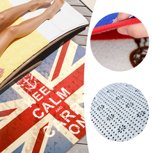 1Pcs Non-Slip Mat British Wind Trend Living Room Fashion Hot Carpet Coffee Table(China)